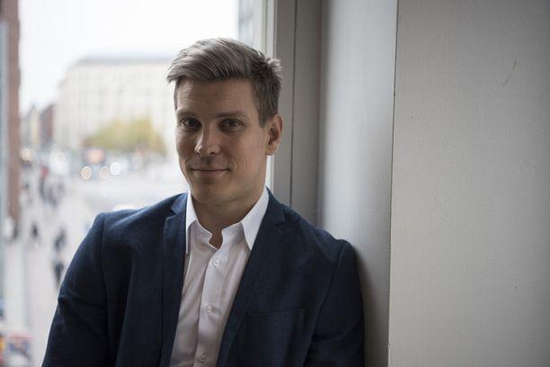Antti Holman podcastissa kuoleva ystävä kertoi kuolemanpelosta.