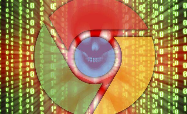 Chrome-kaupasta löytyy laajennuksia, jotka sisältävät haittaohjelman.