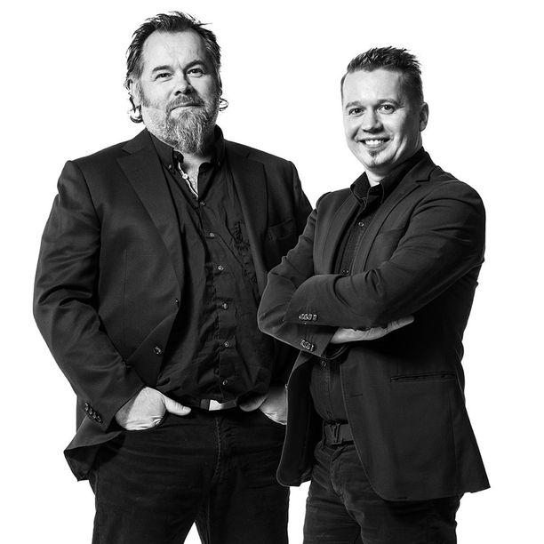 M Roomin perustivat vuonna 2008 Toni Kylätasku ja Petri Sipiläinen.