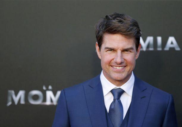 Hollywood-tähti Tom Cruise on ehdolla huonoimman miespääosan palkinnon saajaksi The Golden Raspberry Awardseissa.