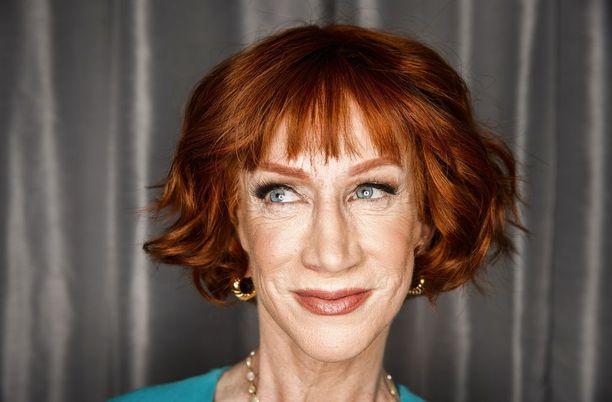 Kathy Griffin, 56, on tunnettu näyttelijä ja koomikko.