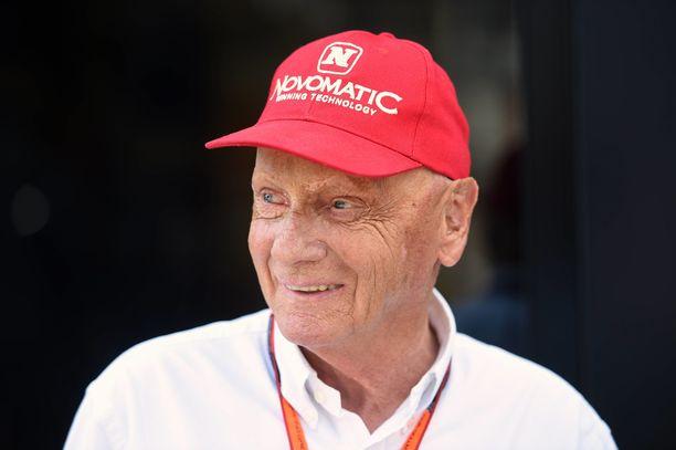 Niki Lauda 1949-2019.