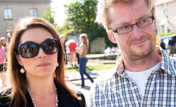 Jungnerit jättivät avioerohakemuksen viime viikolla.