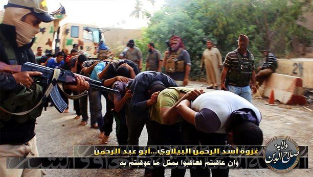 Irak pyrkii estämään Isiksen julkaisemien raakojen videoiden leviämisen rajoittamalla netin käyttöä.
