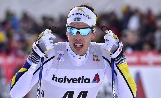 Kuvan Marcus Hellner on Ruotsin kahdesta Marcus Hellneristä se kuuluisampi.