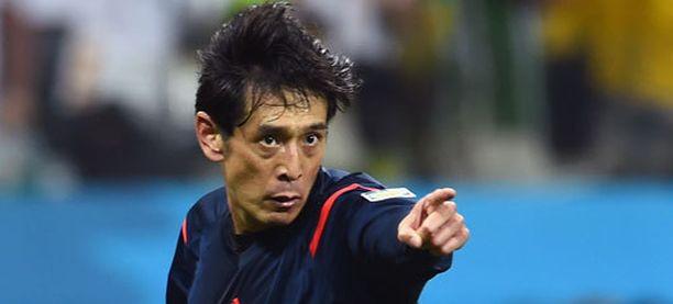 Yuichi Nishimura oli hetken brasilialainen Wikipedian mukaan.