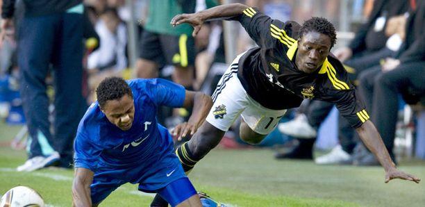 Kentällä AIK ja Levski Sofia pelasivat maalittoman tasurin.
