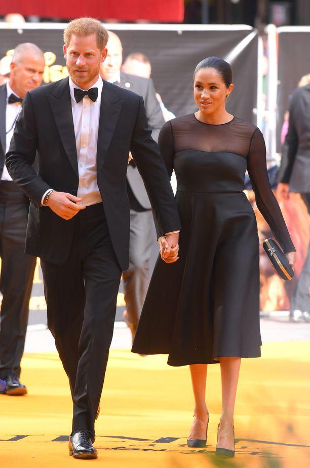 Prinssi Harry ja herttuatar Meghan haluavat korkeintaan kaksi lasta ilmaston suojelemiseksi.