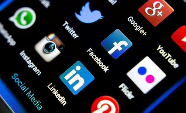 Sosiaalisen median palvelut keräävät käyttäjätietoja osana liiketoimintaansa.
