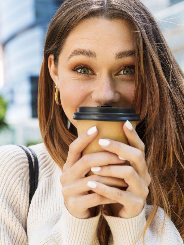 Kahvin juominen ei käy laihdutusdieetiksi, mutta kahvi voi osaltaan hieman auttaa painonhallinnassa.