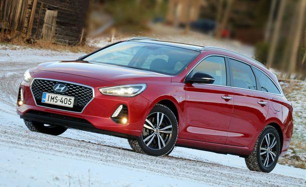 Hyundain maahantuoja pidensi i30-malllin takuun 7 vuoteen.