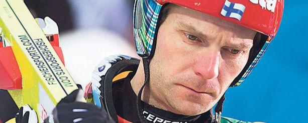 Janne Ahonen lopettaa hyppyuransa.