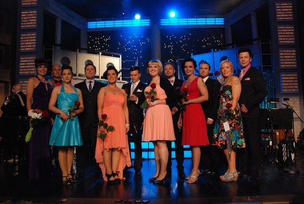 Tänä vuonna Tangomarkkinoiden finaalissa esiintyy neljä aiempien vuosien finalistia.