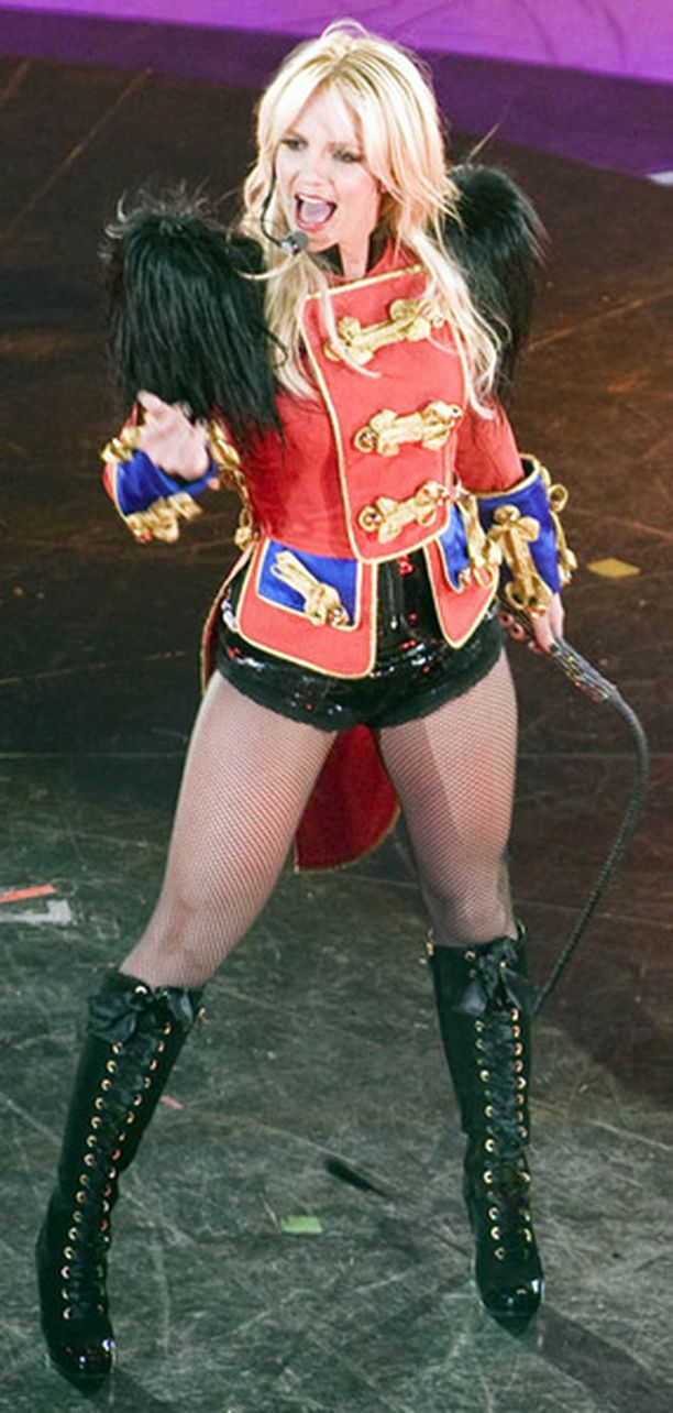 Lipunmyynti Britneyn keikalle alkaa 11. toukokuuta.