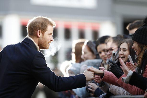 Elton Johnin mukaan prinssi Harry osaa lähestyä kaikkia ihmisiä tasavertaisesti.