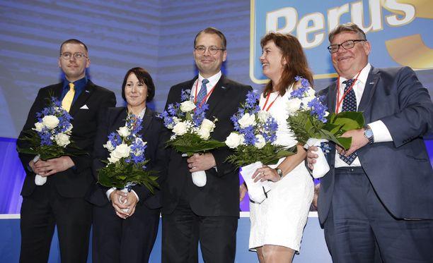 Perussuomalaisten hallituspolitiikka ei saa kiitosta kunnanvaltuutettu Marko Manniselta.