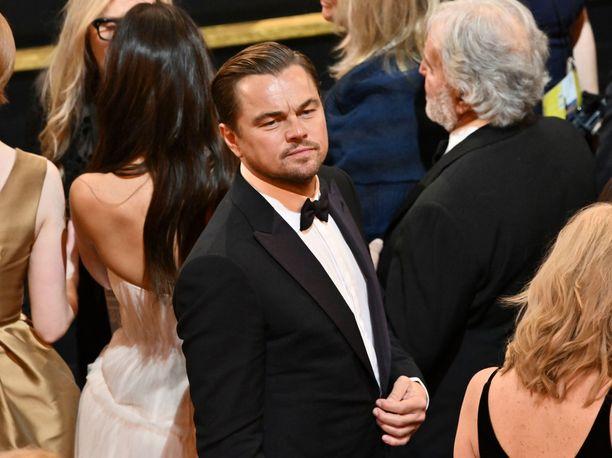 Leonardo DiCapriossa on auttaja-ainesta.