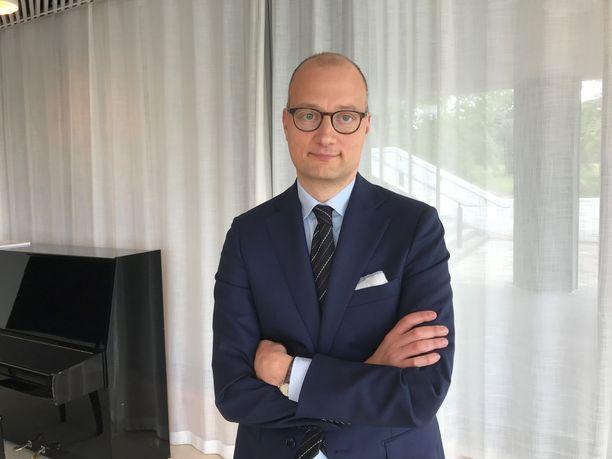 Etlan tutkimusjohtaja Niku Määttäsen mielestä iäkkäiden asuntovarallisuuden purkamisesta pitäisi tehdä helpompaa.