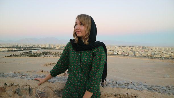 Iran oli Koskenvesan mukaan mainettaan turvallisempi matkakohde. Pukeutumissääntöjä on kuitenkin syytä noudattaa.