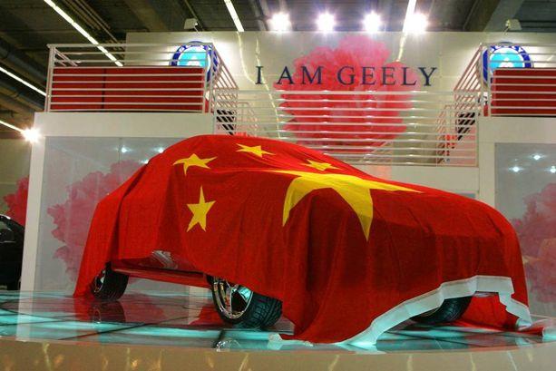 Geely esittäytyi ensimmäisenä kiinalaismerkkinä näyttävästi Euroopassa vuonna 2005. Nyt Geely alkaa käyttää Volvon tekniikkaa.
