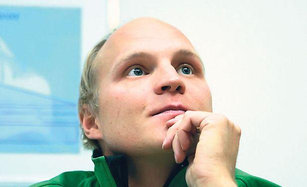 Kalle Palander haaveilee paluusta jo helmikuussa.
