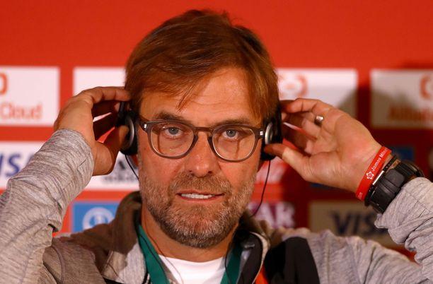 Liverpool-manageri Jürgen Klopp lupasi joukkueensa keskittyvän keskiviikon MM-välierään.