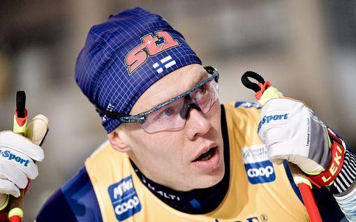 Suomalaishiihtäjät ottivat Ruotsissa kaksoisvoiton – nuorten olympiavoittaja jäi taakse