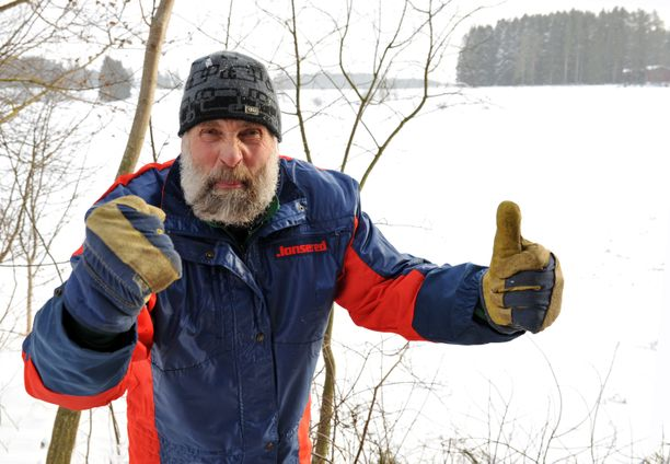 Juha Mieto täyttää tänään 70 vuotta.