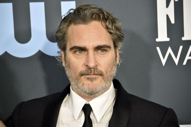 Joaquin Phoenix haluaa antaa hyvää esimerkkiä.