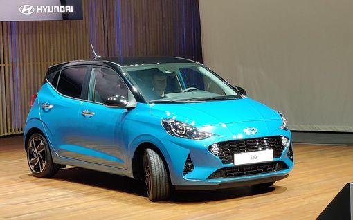 Hyundain miniauto uudistui: Täynnä uutta teknologiaa!