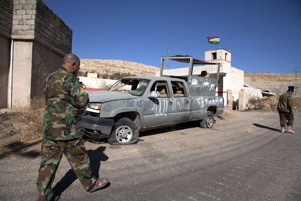 Turkin sotilaallinen toiminta Bashiqassa on herättänyt närää Bagdadissa, koska se ei kuulu Kurdistanin aluehallitukseen.
