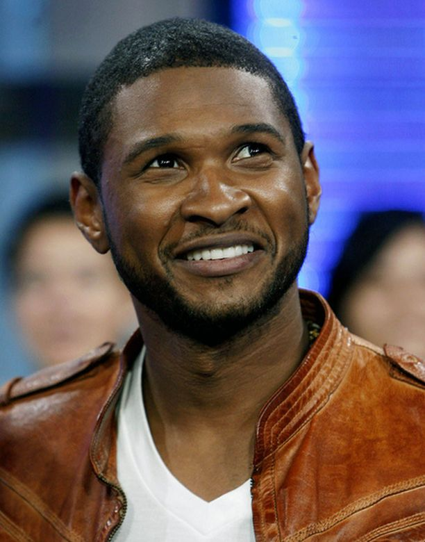 Usher ei ollut valmis asettumaan aloilleen.