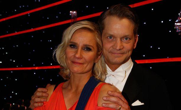 Laura Malmivaara ja Mikko Ahti ehtivät selvittää tiensä TTK-finaaliin asti.