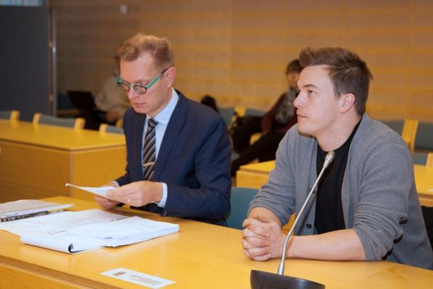 Panu Larnos oli lokakuussa vastaamassa rattijuopumus- ja kuolemantuottamussyytteisiin Etelä-Savon käräjäoikeudessa.