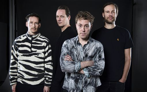 Uusi suomalainen superyhtye –Children of Bodom, Disco Ensemble ja Lapko -tähdet yhdistivät voimansa