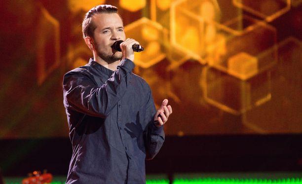 Illan The Voice of Finland todistaa, että Demian pelkäsi turhaan laulukykynsä menettämistä.
