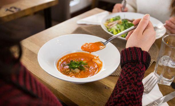 Monen tutkittavan elämä määrittyi täysin ruokailuaikojen ja sen ympärille, mitä kulloinkin voi syödä.