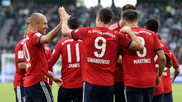 Bayern sai viimein helpottavan voiton.