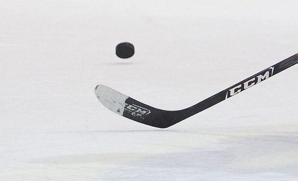 KHL:llä lauottiin lujaa. Kuva ei liity juttuun.