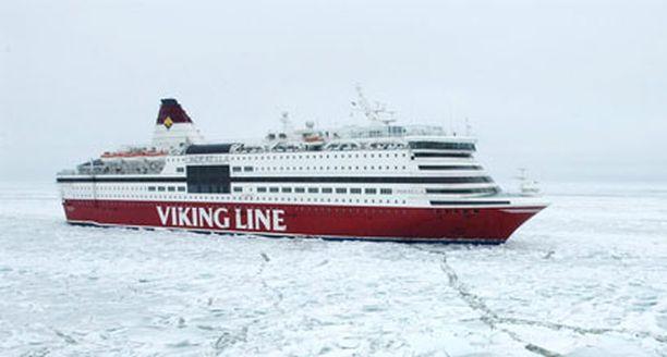 Lakko pysäyttäisi muun muassa Viking Linen Cinderellan.