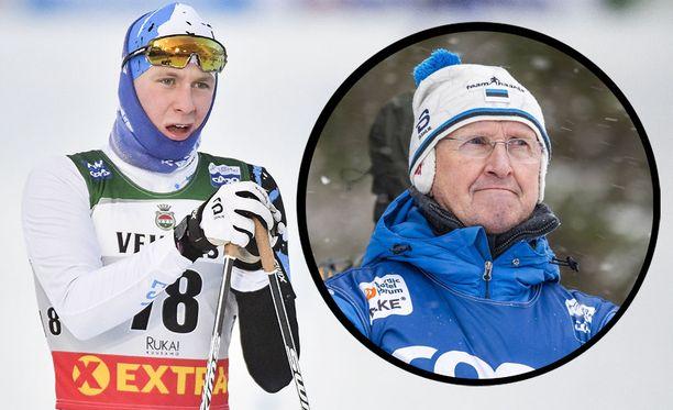 Martin Himma (vas.) sanoo, että entinen huippuvalmentaja Mati Alaver on Viron dopingskandaalin takana.