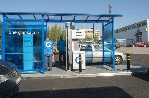 Energiayhtiö aikoo rakentaa nipun uusia tankkausasemia Suomeen lähivuosina.