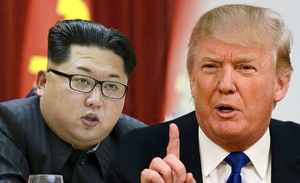 Donald Trump on Pohjois-Korean suosikki Yhdysvaltain seuraavaksi presidentiksi.