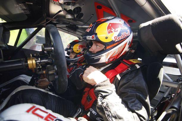 Räikkönen on sanonut, että haluaisi ajaa F1-uransa jälkeen joitakin ralleja. Vuosina 2010-11 hän ajoi 21 MM-rallia.