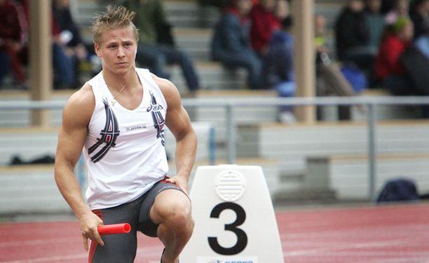 Markus Pöyhönen on urheilu-urallaan välttynyt doping-käryltä.