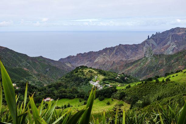 Saint Helenan saarelle matkustaminen on helpottunut lentokentän ansiosta.