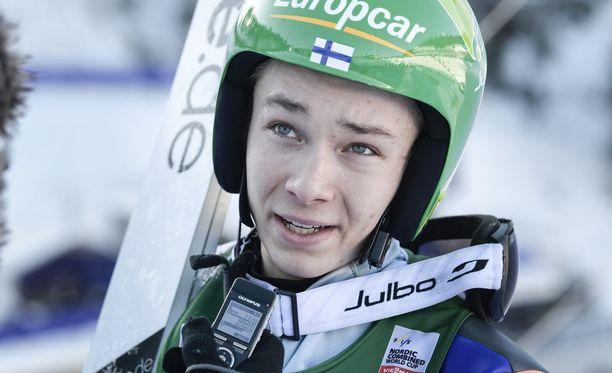 Eero Hirvoselta jää väliin kesäkauden GP-avaus Saksassa.