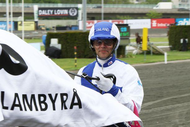Mika Forssilla on kova onnistumisprosentti hevosilla, jotka ovat siirtyneet hänen valmennukseensa.