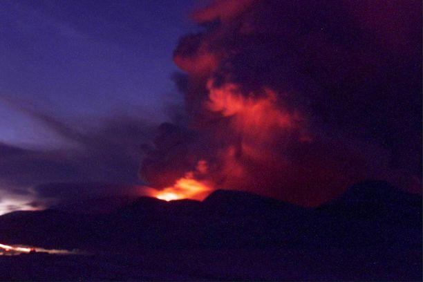 Viimeksi Hekla purkautui sunnuntaina 27. helmikuuta vuonna 2000.