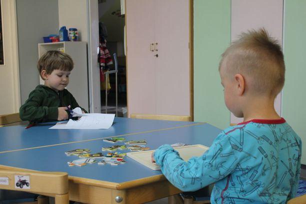 Eskolan Kyläpalvelu Oy mahdollistaa oman päiväkodin toimimisen.